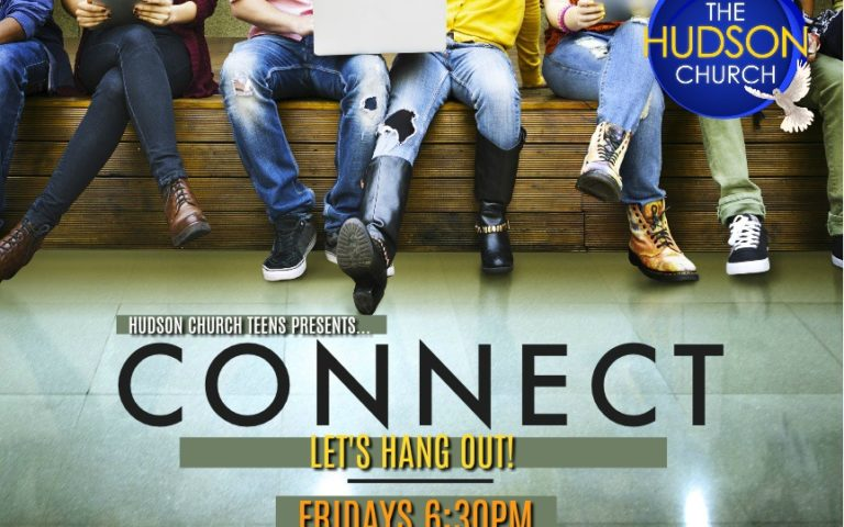 Teen Ministry Connect!